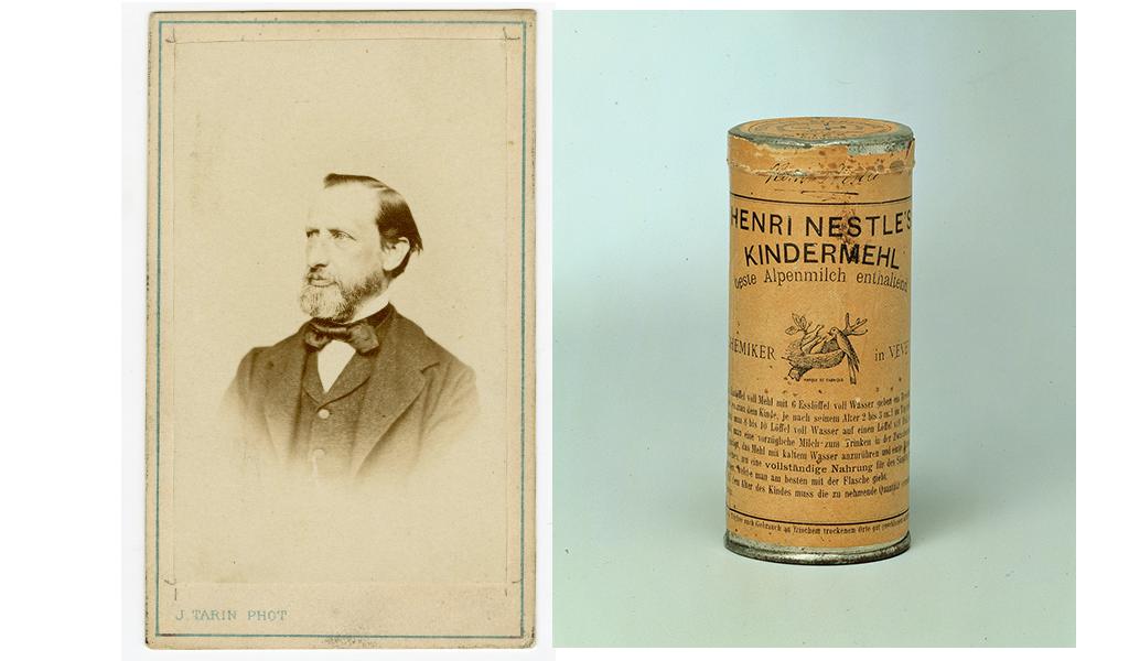 The Nestle Company History Nestle Thailand