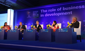 Creating Shared Value Forum in India