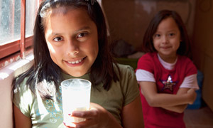 Multi-micronutrient fortified foods more likely to help children