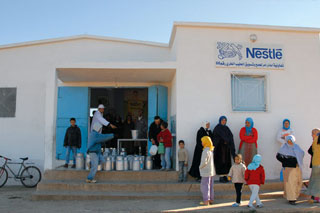 Nestlé supports global dairy industry with new partnership in Morocco