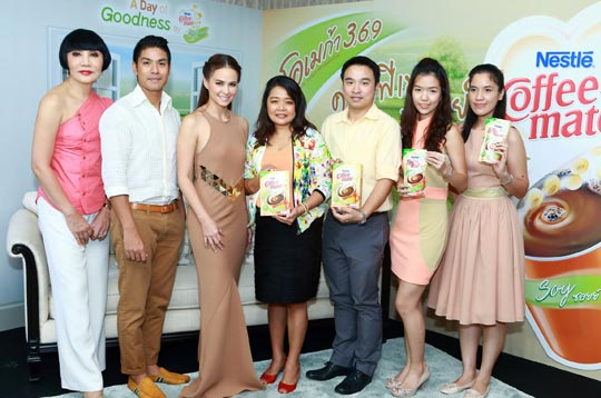 Nestlé COFFEE-MATE SOY a new choice for coffee lovers who also love soy milk