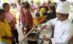 MAGGI Mobile Cooking Class