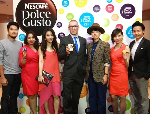 NESCAFÉ® Dolce Gusto® 'COFFEE CAN BE CHARITY'