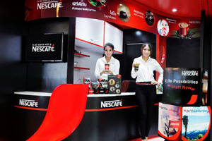 NESCAFÉ Pop-Up Café