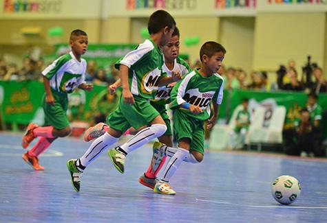 MILO Futsal Champion 2015
