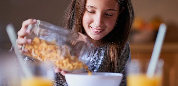 <em>Nestlé Cereals </em>make breakfast better