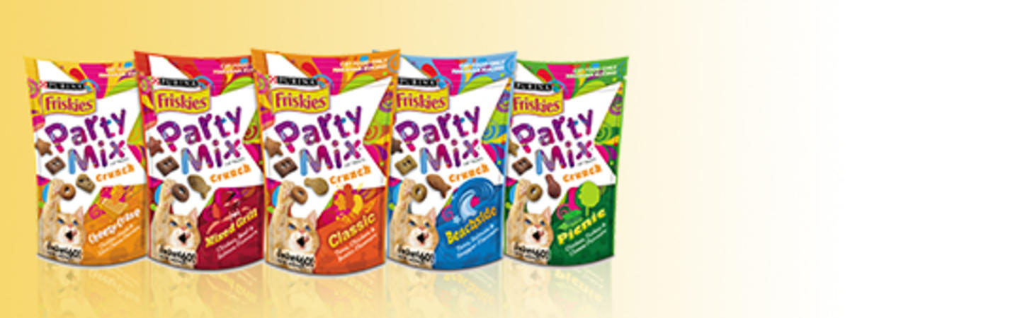 Friskies Party Mix