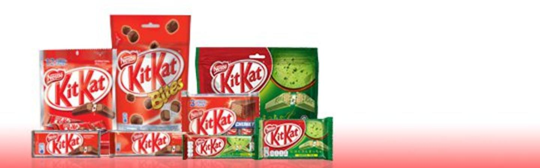 KitKat and KitKat Green Tea