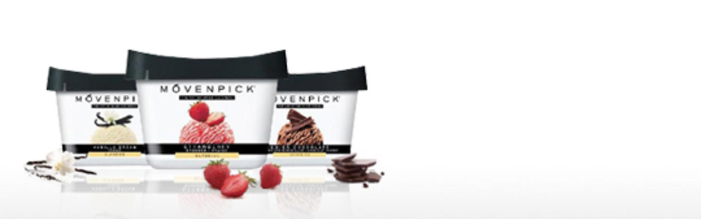<em>Mövenpick</em> Ice Cream